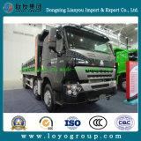 販売のためのHOWO 8X4 420HPのダンプトラック