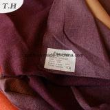 Colores de la Llanura de poliéster 2015 Sofá tapizado de ropa al por mayor de tejido