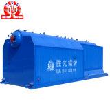 Caldeiras de vapor industriais do cilindro dobro seguro do controle 6ton