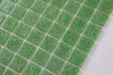 Het Zwembad recycleerde de Groene Tegel van het Mozaïek van het Glas voor Levering voor doorverkoop