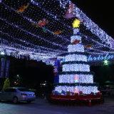 2*3m Lichten van LEIDENE 320LED de Netto Lichte LEIDENE Kerstmis