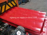 Azotea anti PPGI acanalado material del metal de Corrossion para la azotea y la pared