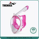 Segurança recentemente definidos e confortável de equipamento de mergulho com snorkel máscara facial inteira