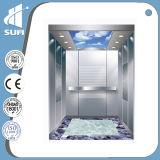 Ascenseur résidentiel de passager de la vitesse 1.5m/S de constructeur de la Chine