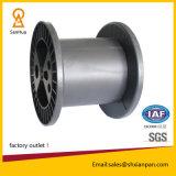Schwarze Plastikbandspule für feinen Draht PC152