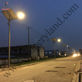 9m 90W PI68 Lâmpada de Rua Solar com 3 anos de garantia