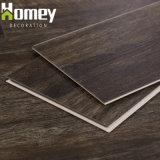 El aspecto de alta calidad de madera de plástico Spc Marerial haga clic en suelos de PVC/vinilo Piso de tablones