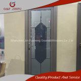 Алюминиевый профиль распашной двери для ванной комнаты