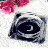 Dom criativa para enviar o rapaz do estilo de tendências de Personalidade de vidro cristal Cinzeiro Moda Grande