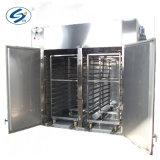 La circulación de aire caliente a alta temperatura del horno de secado
