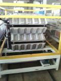 PC de PE de PVC pp enduisant la chaîne de production de tuiles de toiture de résine synthétique