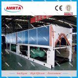 Compresseur de vis refroidi par air de refroidisseur d'eau