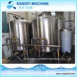 逆浸透産業作動したカーボンフィルターオゾン発電機紫外線ROの水処理