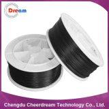Câble de fibre optique de faisceau du plastique 2 de PMMA pour la boîte de vitesses de signal