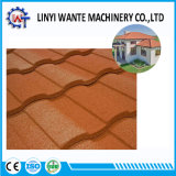 Wante прочных строительных материалов из стали с покрытием из камня Milano миниатюры на крыше