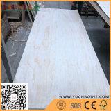 Certificado Fsc de pino radiata de 6mm para los muebles de madera contrachapada de cara