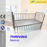 Bon marché à plat Stainless-Steel enfants lit médical (thr-CB12)