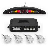 Alquiler de LED con Sensor de estacionamiento 4 Sensores de asistencia de retroceso de coche
