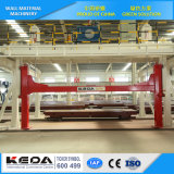 La maquinaria de construcción ligera para la fabricación de bloque AAC