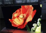 고품질 풀 컬러 광고를 위한 실내 발광 다이오드 표시 (P4)
