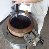 Tubo de acero neumático frío de corte y biselado de la máquina de ranura