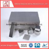 Микропористый ячеистой алюминиевой Core для очистителя воздуха
