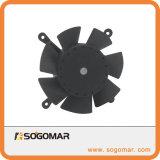 110VCA, 220-240 VAC Motor ventilador axial de 4 pulgadas de SF12038