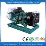 Lovol 1006tg2aエンジンを搭載する80kw 100kVA Lovolのディーゼル発電機