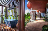 高品質ASAの共押出しWPC Pergola、庭の装飾