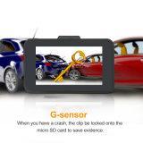 FHD 1080p con doble lente coche DVR Grabador de vídeo cámara Dash