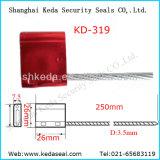 3.5mm Draht-Aluminiumverschluss-Karosserie Contasiner Kabel-Dichtungen (KD-319)