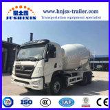 Sinotruk HOWO/Chinaのブランド6X4 12m3の具体的なミキサーのトラック