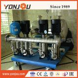 PLCは非負圧力給水装置を制御する
