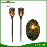 96LEDs Outdoor Decorative Landscape Light Solar Flame Light