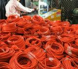 Питание пружина спирального провода кабеля PU куртка складной спиральной пружиной провод Спиральный кабель питания