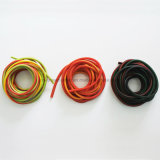 La formación de la banda de caucho extruido tubo Tubo de Látex de color