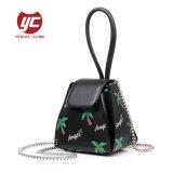 Form-Mädchen Crossbody Stadtstreicherin-bewegliche Handtasche mit Baum-Muster