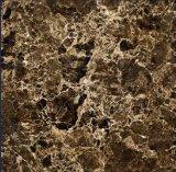 Poetste de Donkere Kleur van Foshan Verglaasde Tegel voor Vloer en Muur op