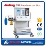Máquina de anestesia; Jinling-01b (Modelo Padrão) ; Equipamento de anestesia da ICU