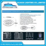 噴水のための多彩なRGB LED 9X3w LED水中ライト