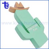 Высокое качество индивидуального силиконового герметика/Мягкий ПВХ флэш-накопитель USB