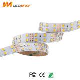 CE&RoHSのリストライト倍の列5050 120LEDs LEDのストリップ