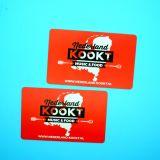 Biglietti da visita del PVC Ntag213 NFC di programma RFID di NDEF