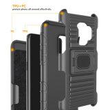 3 in 1 Rüstungs-harter hybrider Kasten-Blende Kickstand Pistolenhalfter-kombiniertem Kasten für Samsung-Galaxie S9 /S9 plus