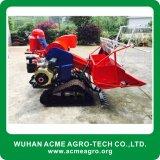 Acme зерноуборочный комбайн для уборки риса небольшой урожай риса машины