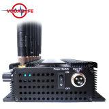 8 de Stoorzender van de Hoge Macht van antennes, Blocker WiFi de Stoorzender CDMA/GSM/3G2100MHz/4glte Cellphone/GPS/Glonass/Galileol1 van de Telefoon van de Cel van de Hoge Macht