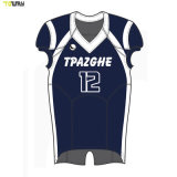 New College Cheap White Youth Practice American Football Jersey