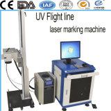 La macchina per incidere UV del laser per le tessile assottiglia di ceramica ed il silicone