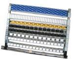 Aluminium Placon van het Spoor van 40 Reeksen/Rol/de Apparatuur van de Bouw van de Agent van de Dia