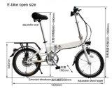 Come le E-Bici multifunzionali pieghevoli possono rendere il vostro scatto facile?